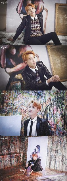 J-hope looks even more gorgeous in this comeback