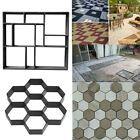 Garden Paving Pavement Concrete Stepping Driveway Stone Mold Patio Maker Mould   eBay