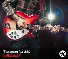 Sign up and win the Rickenbacker Giveaway on Reverb.com!