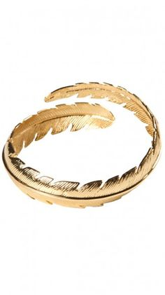 Feather Bangle <3