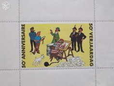 Tintin Numéro Spécial 50ème anniversaire