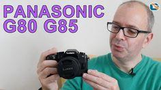 Panasonic Lumix G80 G85 Awesome 4K Camera