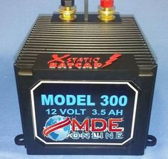The NEW XSTATIC BATCAP Model 300! 300 amp = to 150 farad cap! Made in USA! #Xstatic