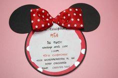 Cute Invite minus the ribbon