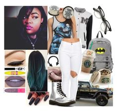 """""""#OOTD✖️What I'm Wearing✖️TGIF✖️Kinda Want Another Nose Piercing✖️A Nose Stud This Time"""" by black-onyxx ❤ liked on Polyvore"""