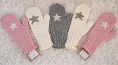 Life with Mari: Tähtilapasia Mittens, Christmas Stockings, Knit Crochet, Gloves, Barn, Knitting, Kids, Crocheting, Babies