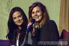 'The Ladies of Sherlock' Panel Transcript: Sherlockology