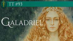 TT # 93 - Galadriel, the Lady of Lórien The Journey, Jrr Tolkien, Elfa, Geek Things, Lord Of The Rings, Lady, Geek Stuff, Movies, Movie Posters