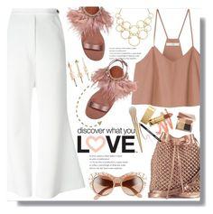 """Discover What You Love"" by queenvirgo ❤ liked on Polyvore featuring TIBI, nooki design, E L L E R Y, Miu Miu, Vera Bradley, Bobbi Brown Cosmetics and Natasha"