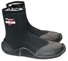 Beaver sports #ocean #6.5mm #diving water sports boots with hard sole and ankle z,  View more on the LINK: http://www.zeppy.io/product/gb/2/381010164289/