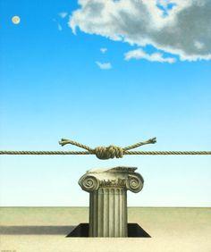 Με τίτλο «Γόρδιος Δεσμός» ο Αλέξανδρος Μουστάκας παρουσιάζει τη νέα του ατομική έκθεση στη γκαλερί «Αργώ». Διάρκεια έκθεσης 17 Οκτωβρίου – 11 Νοεμβρίου. Ο Κώστας Σερέζης στο σημείωμα του «Ο Αλέξανδρος ζωγραφίζει γόρδιους δεσμούς της εποχής μας» γράφει: «Σπεύδω να το πω από την αρχή, δεν το αφήνω για συμπέρασμα. Η ζωγραφική του Αλέξανδρου δεν … Statue Of Liberty, Travel, Statue Of Liberty Facts, Viajes, Statue Of Libery, Destinations, Traveling, Trips