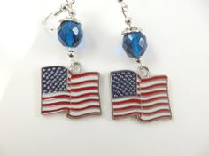 On the 4th of July.... by Kat on Etsy