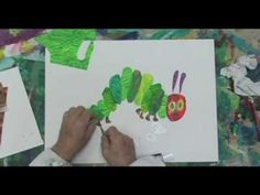 The Very Hungry Caterpillar - lots of teacher ideas and resources