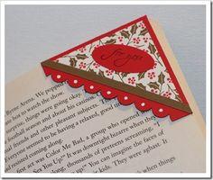 page corner bookmark tutorial