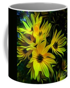 Welcome Spring Coffee Mug by Scott Hervieux.  Small (11 oz.)