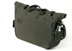 Stewart - The Canvas Courier Bag from Millican - £150