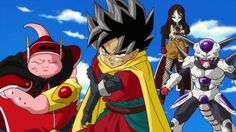 Annunciato Dragon Ball Heroes: Ultimate Mission X!