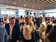 We were proud sponsors of the Salesforce Sydney User Group End of Year celebration at Cruise Bar Sydney in December 2017. Lots of Salesforce Ohana in the room!