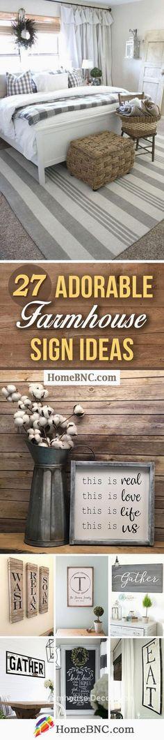 Bedroom rustic decor farmhouse style 65 Ideas for 2019 Country Decor, Rustic Decor, Farmhouse Decor, Farmhouse Ideas, Farmhouse Style, Bedroom Vintage, Trendy Bedroom, Dream Bedroom, Bedroom Beach