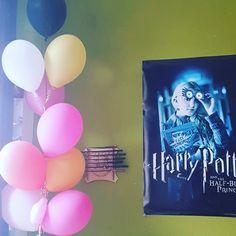 Ballons,Luna Loovegood, Harry Potter