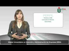 Máster Universitario en Dirección y Administración de Empresas (MBA): http://www.udima.es/es/master-direccion-de-empresas-mba.html