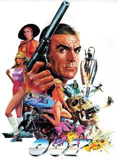 *m. James Bond 007 - Never Say Never Again