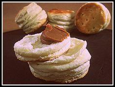 Receta para hacer Galletas de grasa parecidas a las típicas de Gualeguay