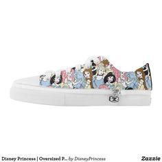 Disney Princess | Oversized Pattern