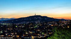 Bosna Hersek- Başkent Saraybosna'da Gece   Fotoğraflar: Murat Konar