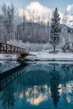 awesome Eklunta Lake  Alaska...