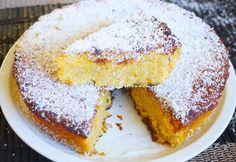 Vegan Sweets, Healthy Desserts, Dessert Recipes, Vegan Coconut Cake, Sweet Recipes, Vegan Recipes, Gateaux Vegan, Sin Gluten, Love Food