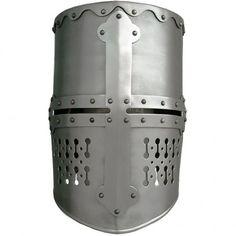 Templar great helmet