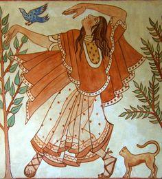 Danseuse étrusque Ancient Romans, Ancient Art, Ancient History, Art History, Bay Area Figurative Movement, Minoan Art, Sculpture Head, Ancient Goddesses, Greek Art