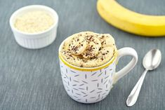Sweet Recipes, Smoothie, Good Food, Food And Drink, Low Carb, Meals, Cooking, Breakfast, Cake