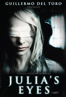 Los Ojos De Julia (Con Gli Occhi dell'assassino), directed by Guillem Morales and produced by Guillermo del Toro Movies To Watch, Good Movies, Streaming Hd, Cult, Film Serie, Horror Films, Movies Online, Movies And Tv Shows, Spain