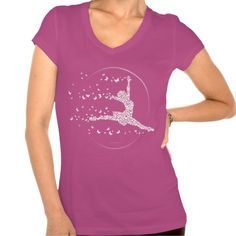 Butterfly Dancer Tshirts