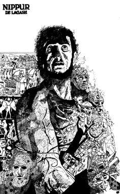 Nippur de Lagash, de Lucho Olivera.
