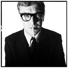 Michael Caine 1965 Photo David Bailey