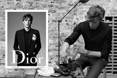 Dior Homme S/S 2016 | The Fashionography