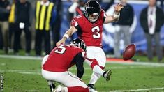 Bryant 42 has played for the Falcons since 2009  The  Atlanta Falcons kept their bid for Super Bowl redemption on track with a  26-13 victory over the Los Angeles Rams in the NFL wildcard play-offs.  Matt  Bryant kicked four field goals as the Falcons secured a second-round  match with the Philadelphia Eagles - the top-ranked NFC team. The Falcons were devastated by the New England Patriots' comeback victory in last year's Super Bowl. In the AFC the Tennessee Titans won 22-21 at the Kansas…