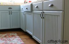 21 DIY Kitchen Cabinets Ideas & Plans That Are Easy & Cheap to Build Are you remodeling your kitchen and need cheap DIY kitchen cabinet ideas? We got you covered. Here are 21 cabinet plans you can build easily. Refacing Kitchen Cabinets, Kitchen Cabinet Design, Diy Cabinets, Painting Kitchen Cabinets, Kitchen Decor, Kitchen Ideas, Kitchen Designs, Rental Kitchen, Kitchen Layouts
