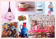 Studio Deksels - styling - trend - Fall 2012 - retro - 's Heeren Loo Studio, Retro, Fall, Furniture, Home Decor, Autumn, Decoration Home, Fall Season, Room Decor