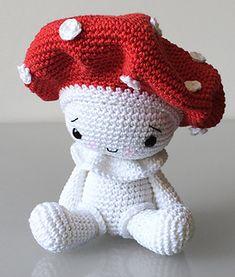 Amanita the Mushroom by Sanda J. Dobrosavljev
