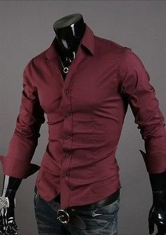 681b746d9df226 Formal Shirts For Men - 10 Color Casual Dress Shirts