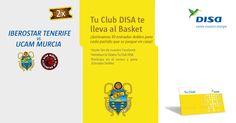 Tu Club DISA te lleva al Basket Jornada 17