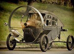Propeller Classic Vintage Car