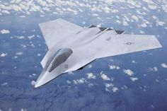Boeing F/A-XX (6th gen fighter) - expected to enter service in the United States Air Force and United States Navy in the 2025–30 timeframe...Mach 3-4 speed & Shoots Lasers!