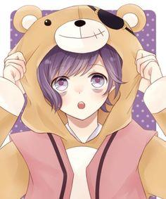 Resultado de imagen para kanato sakamaki con abrigo de teddy