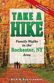 Take a Hike in the Rochester, NY Area - list of trails