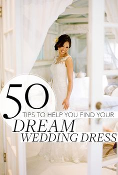 Easy ways to find the wedding dress of your dreams | Brides.com